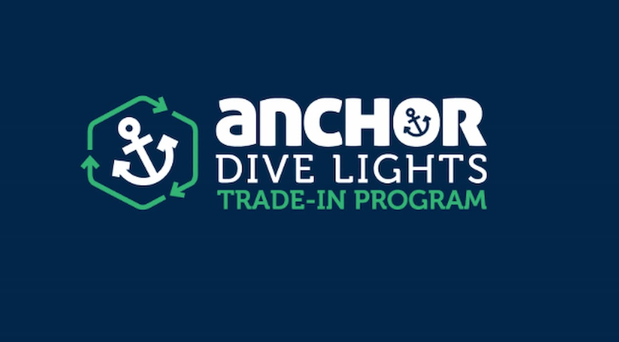 Anchor Dive Lights trade in program