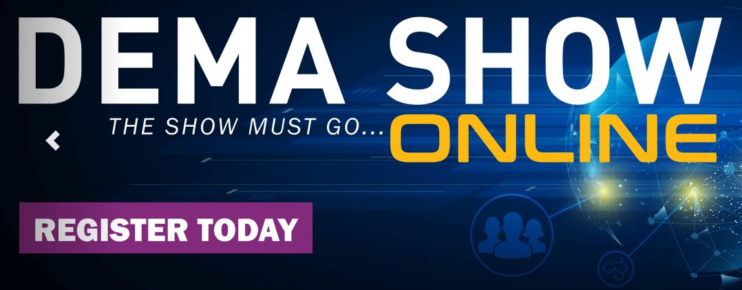 DEMA SHOW 2020 online