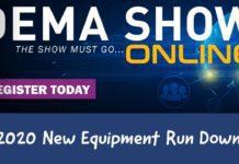DEMA Show 2020 New Equipment Run Down