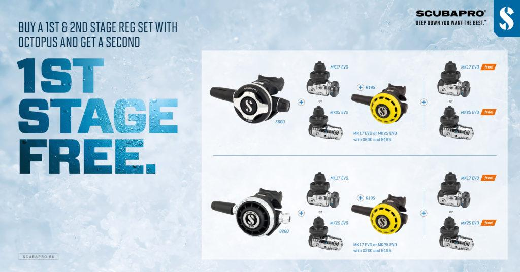 First Stage, Free Winter Promo