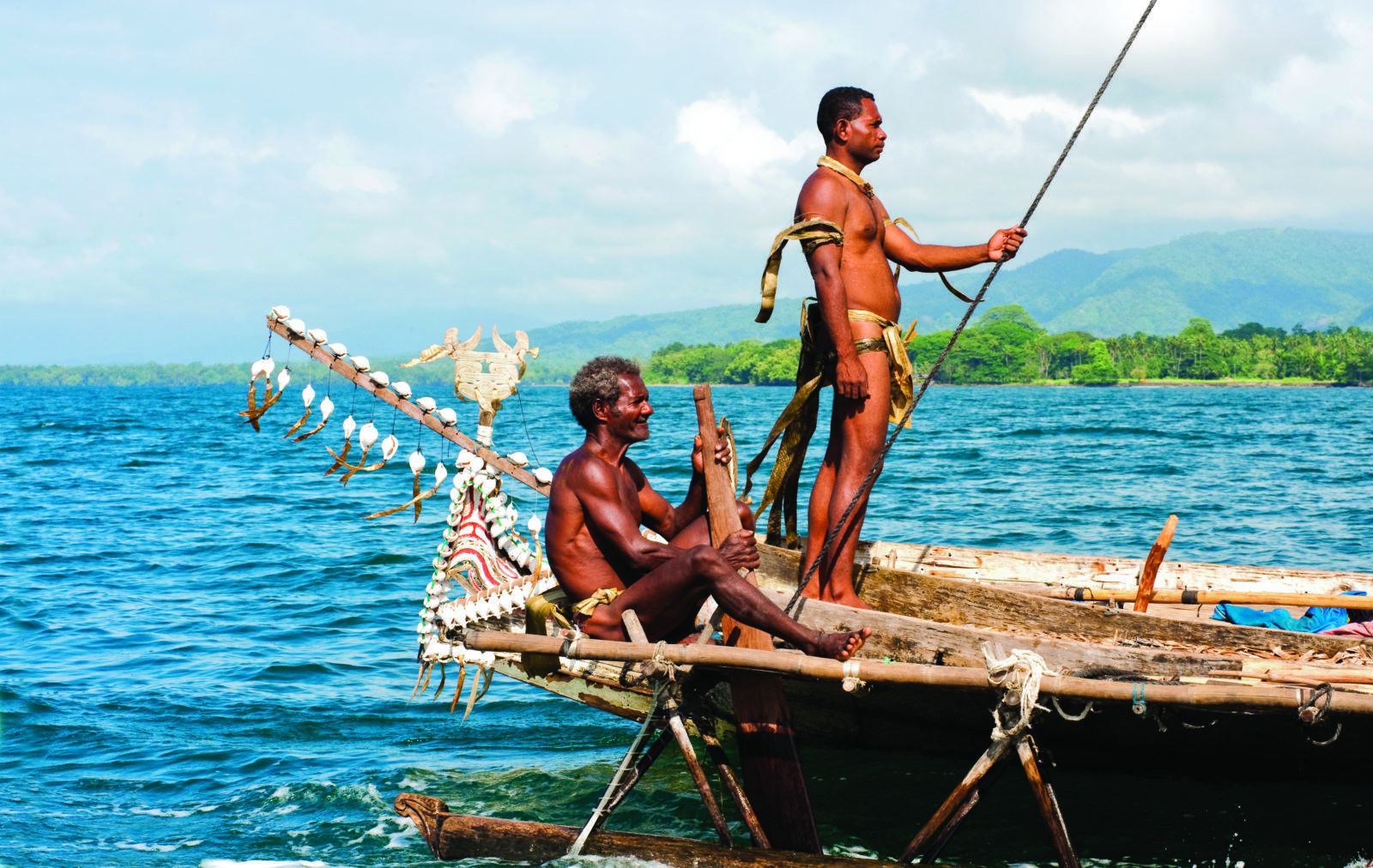Milne Bay Kenu and Kundu Festival