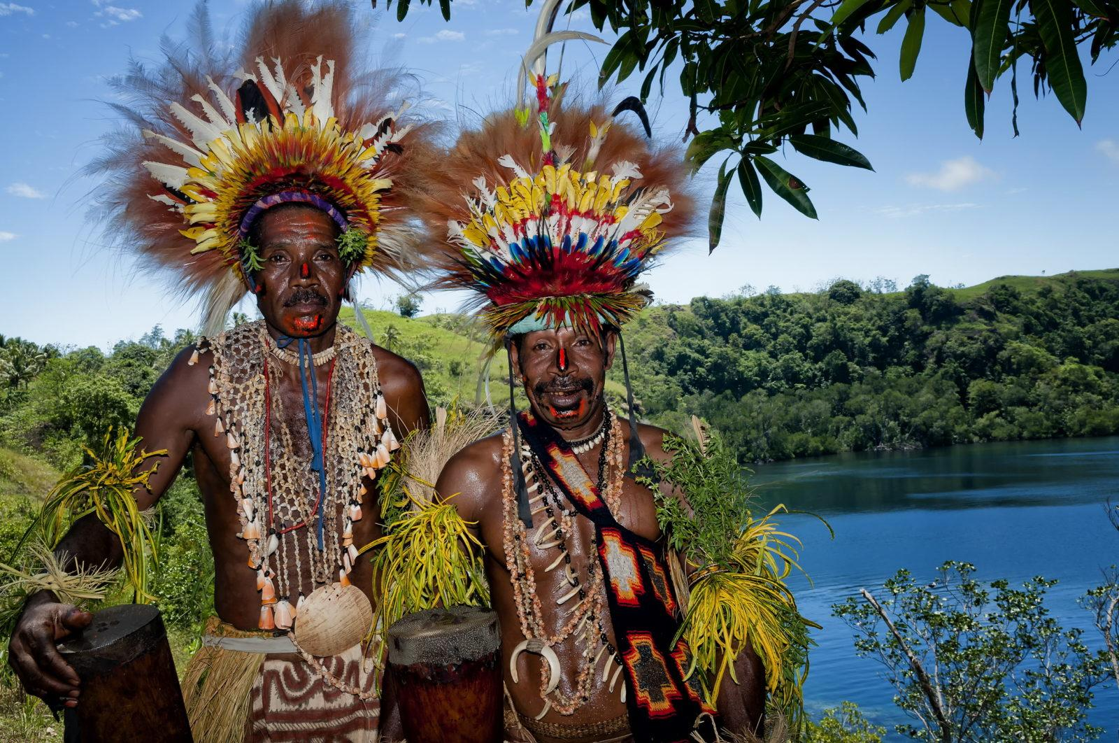 Papua New Guinea (PNG) Tribes