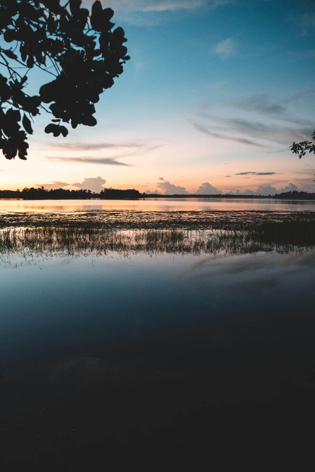 Papua New Guinea's untouched rivers and lakes