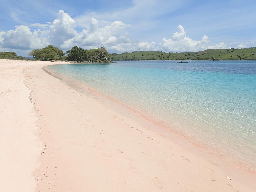 Pink Beach, Lombok