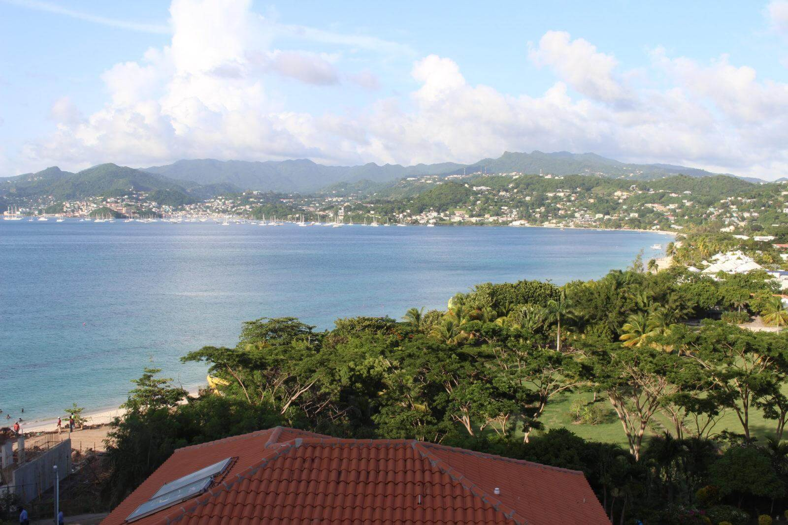 View of Pure Grenada Divefest 2021