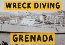 Wreck Diving in Grenada