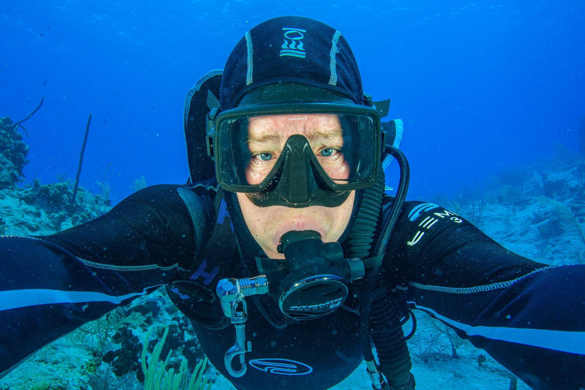 Adam Hanlon, Dive Ambassador