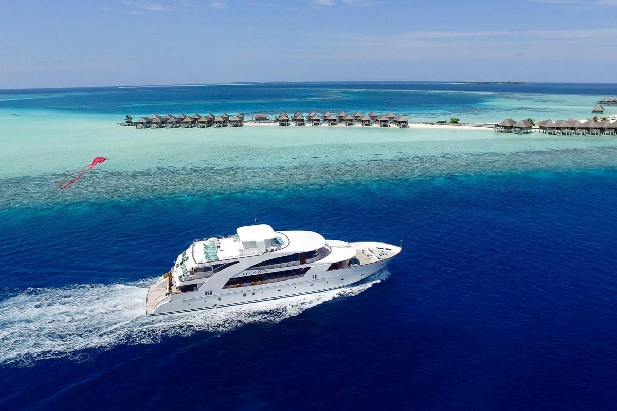Carpe Novo Liveaboard Maldives