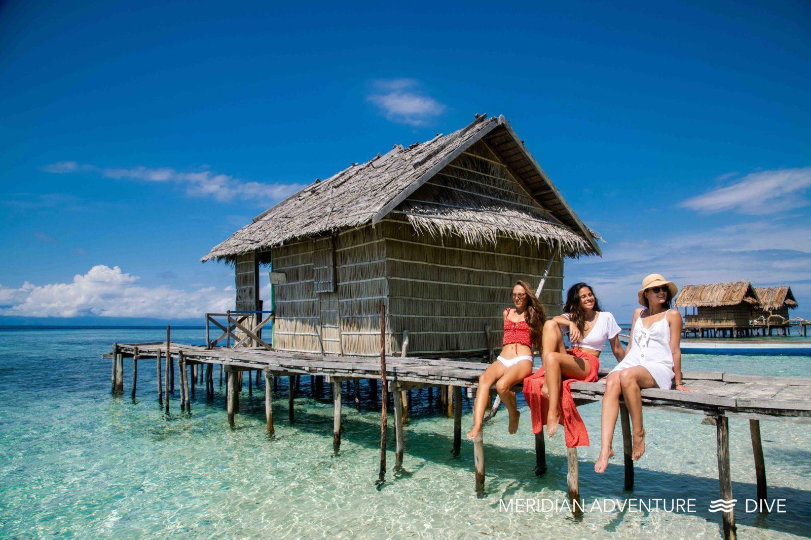 Discover Amazing Raja Ampat with Meridian Adventure Dive.