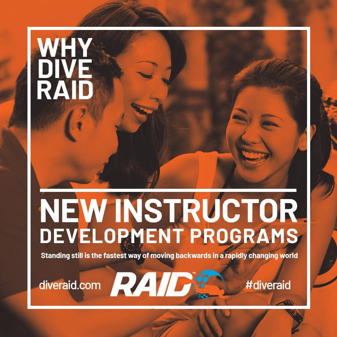 New Instructor Development Programs by RAID