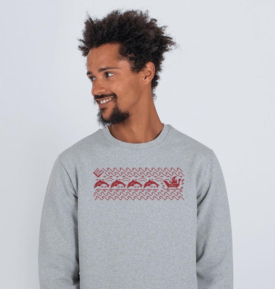 Ocean Jumpers sweater
