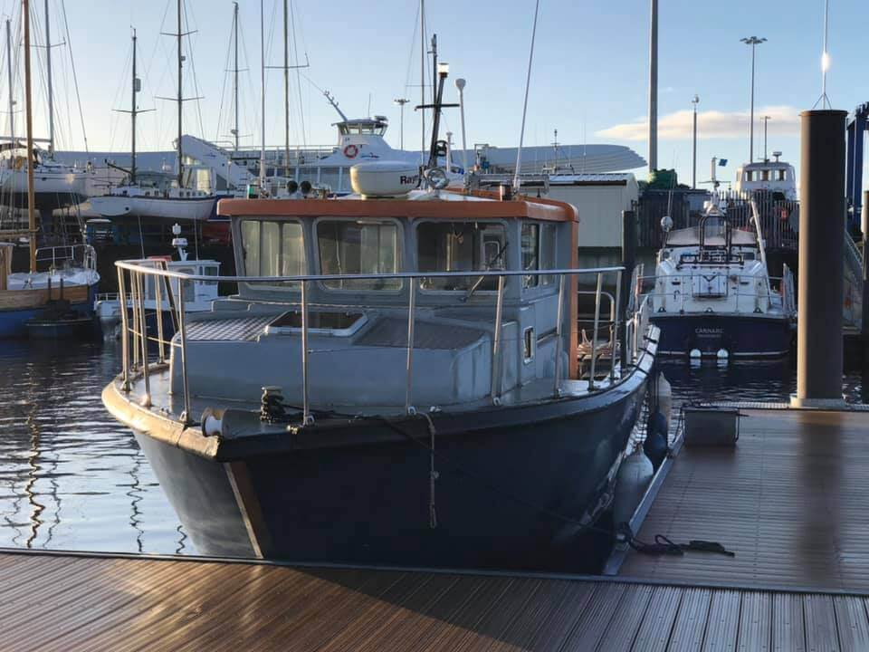Orkney and Shetland Charters