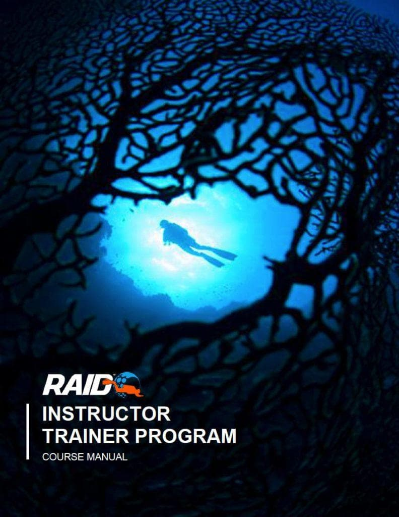 RAID Instructor Trainer Program - Course Manual