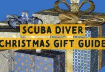 Scuba Diver Christmas Gift Guide