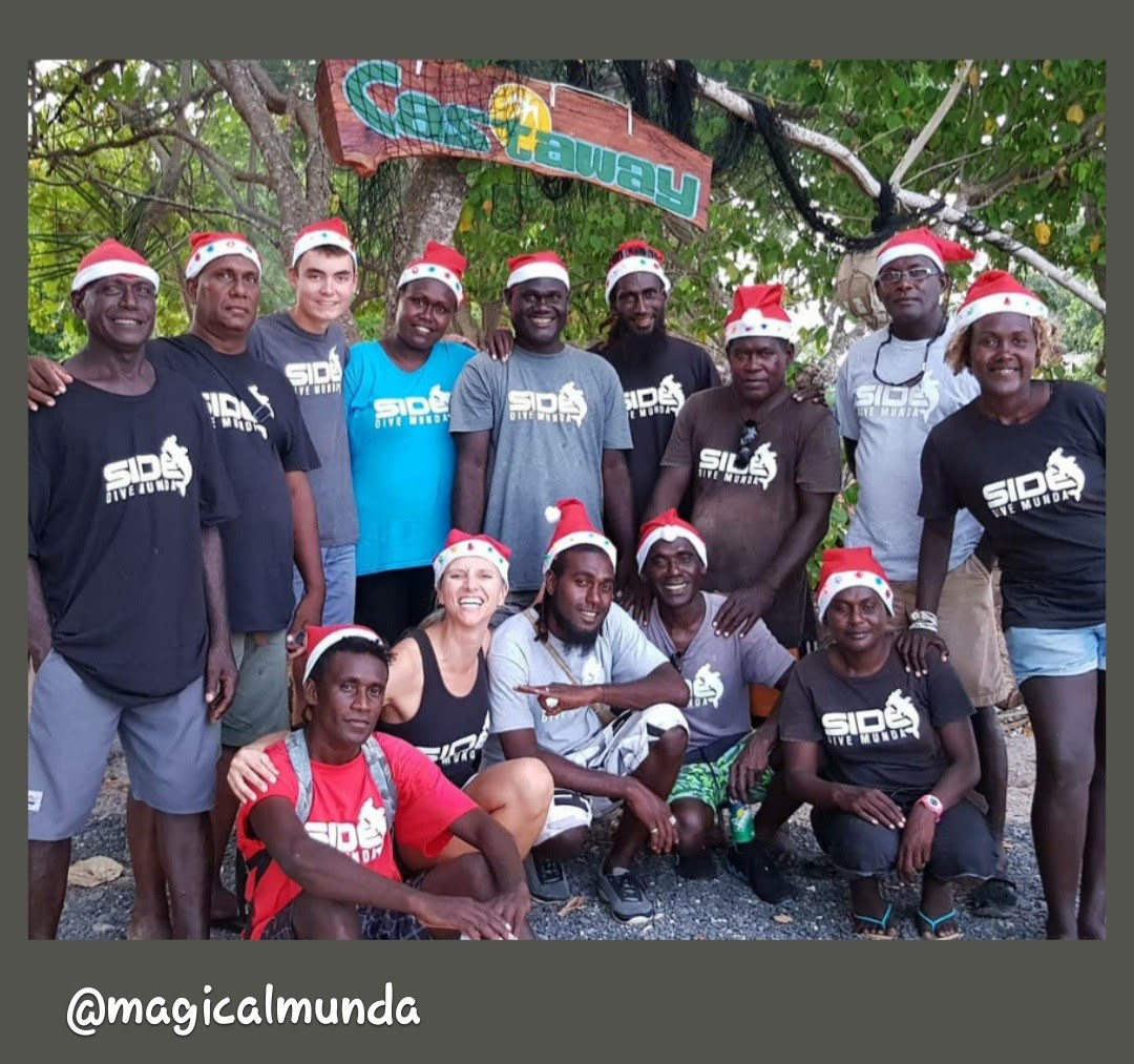 Dive Munda Amazing End to a Challenging Year