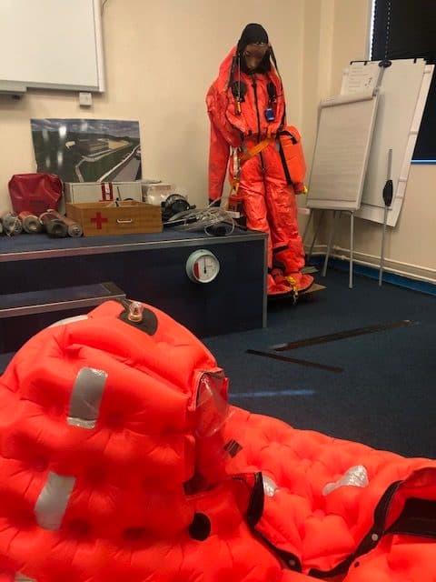 Submarine Escape Training Tank (SETT)
