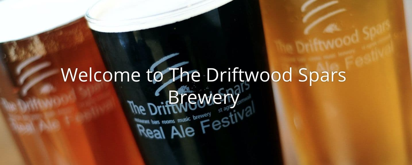 The Driftwood Spars Brewery in Cornwall