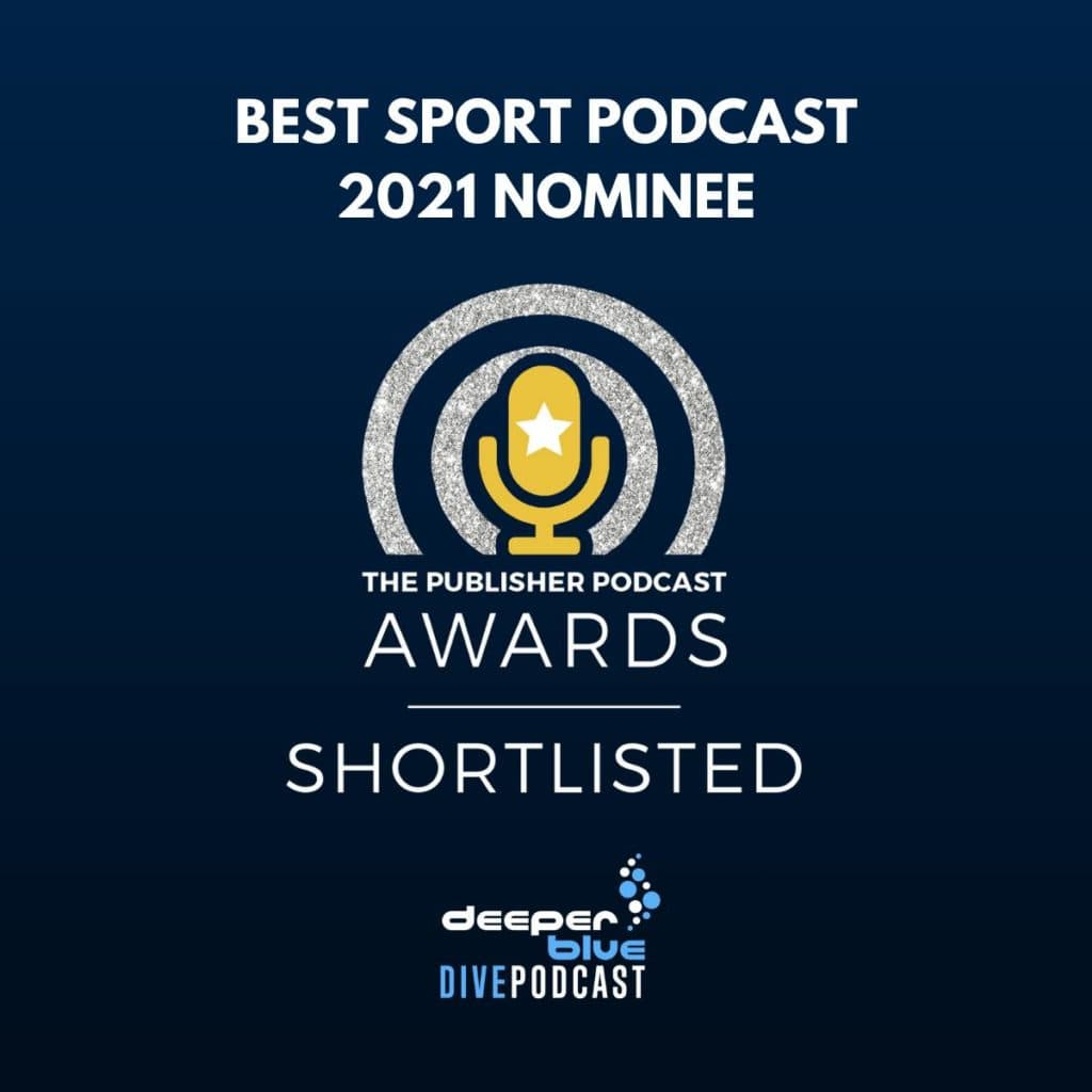best sport podcast 2021 nominee