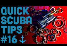 quick scuba tips