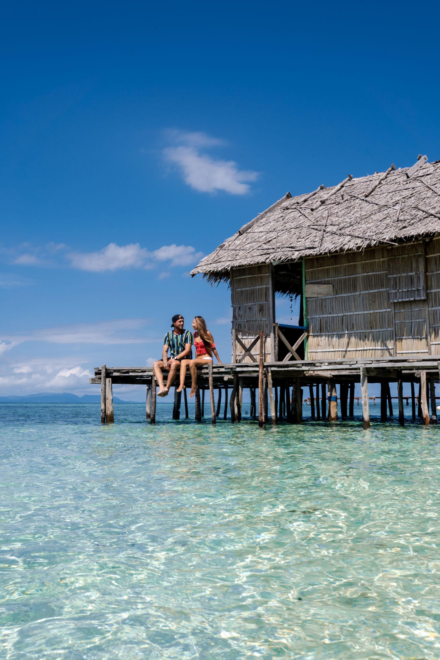 Dive Raja Ampat with Meridian Adventure Dive.