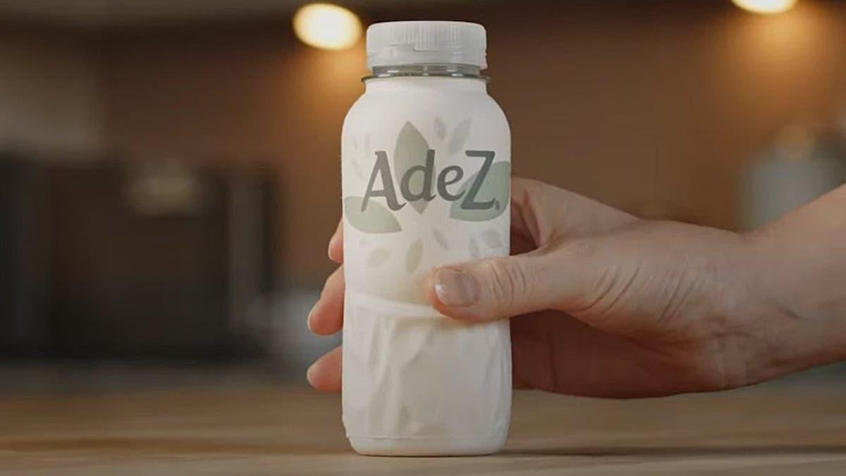 Adez paper bottle
