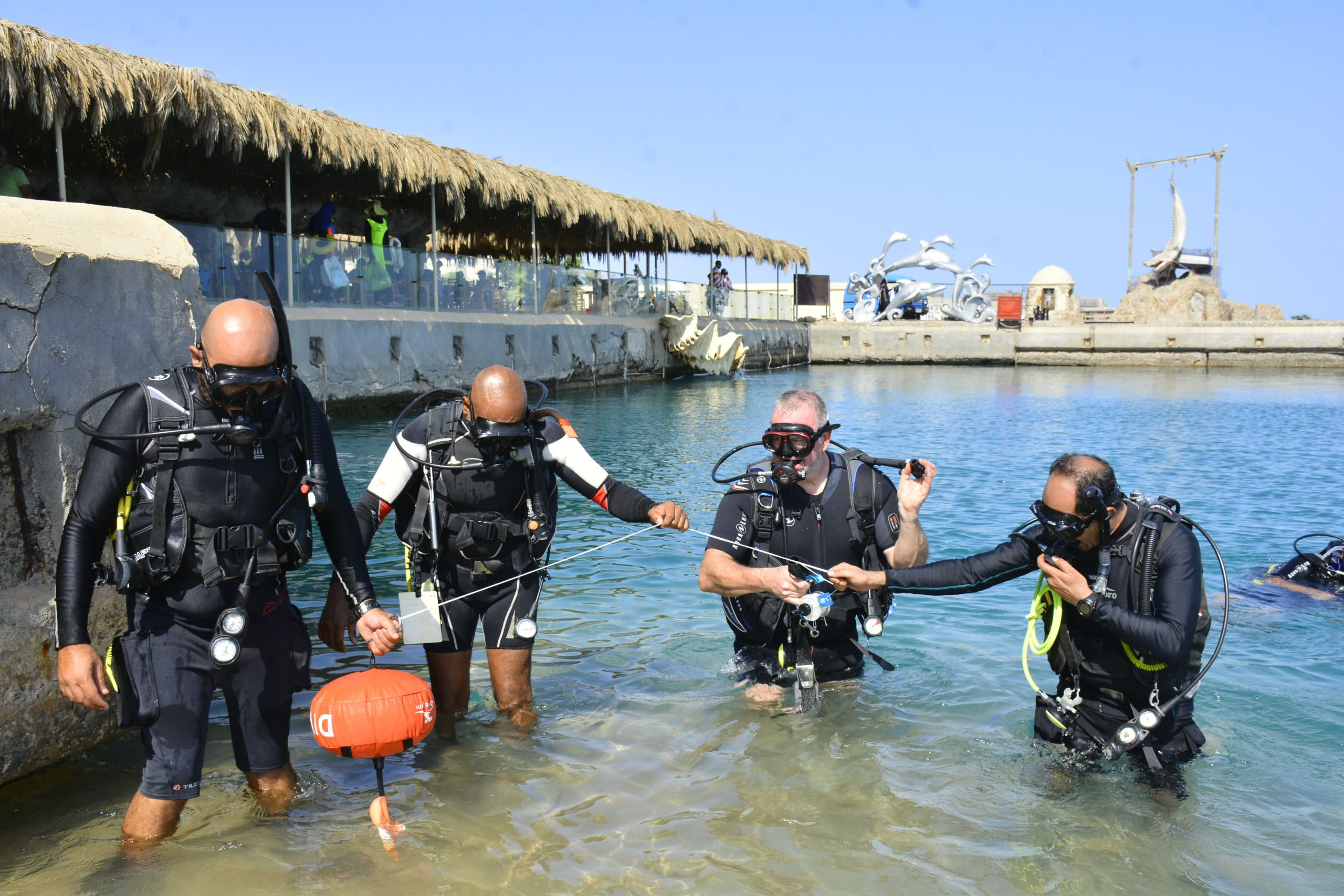 BSAC dives into the Red Sea with the launch of BSAC Egypt