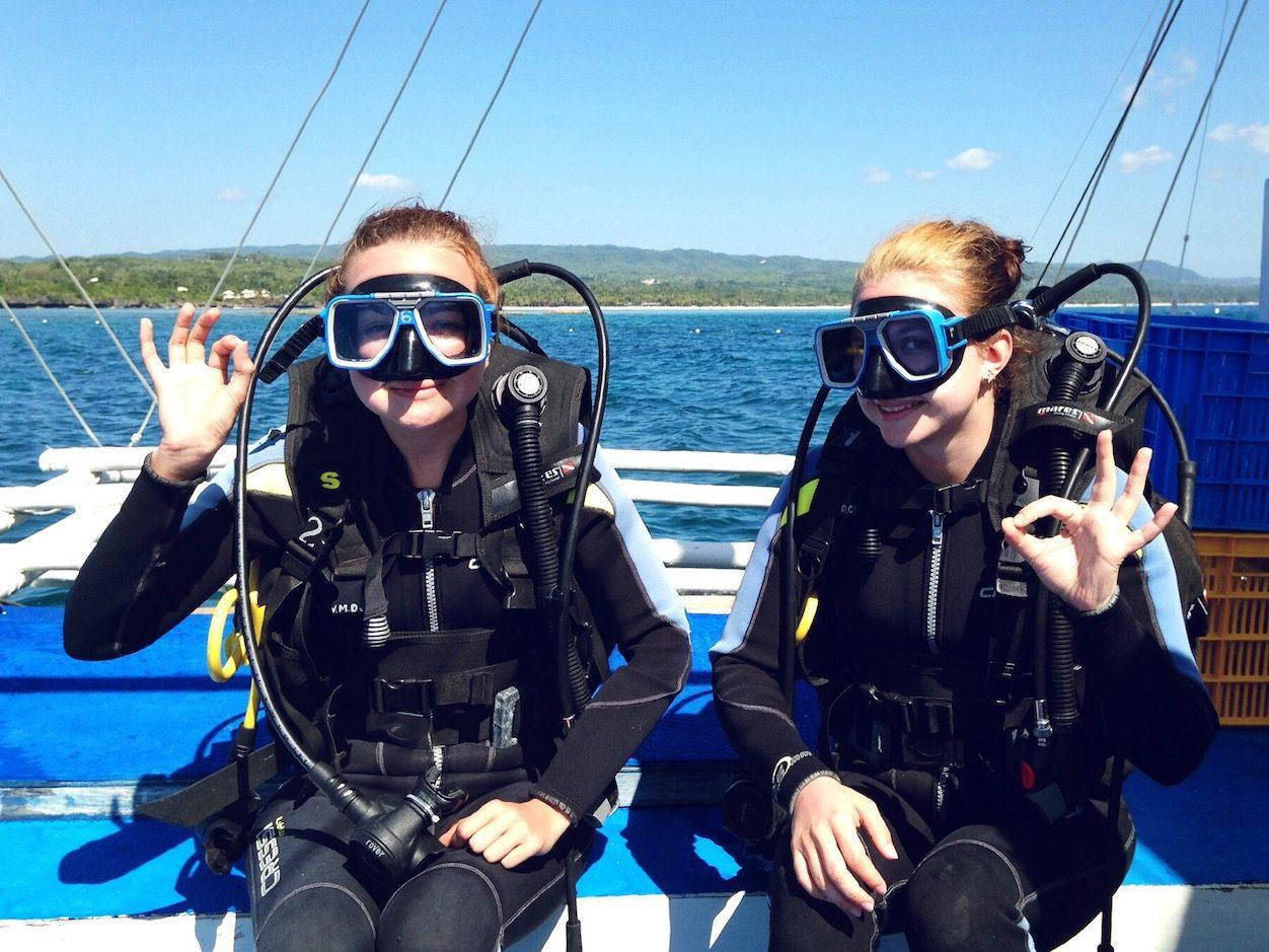 scuba diver 2