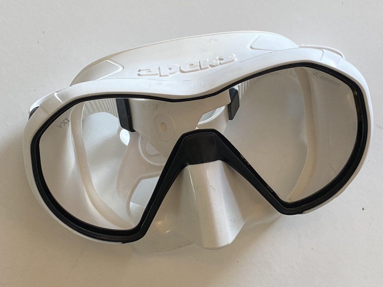 Scuba Masks: Apeks VX1 (SRP: £69.00)