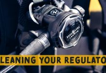 cleaning your regulator