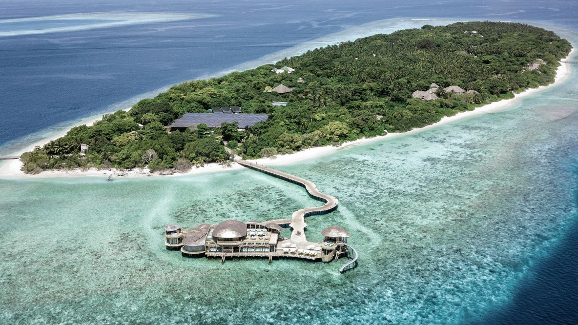 Luxurious ALEXA J and Soneva Join Forces