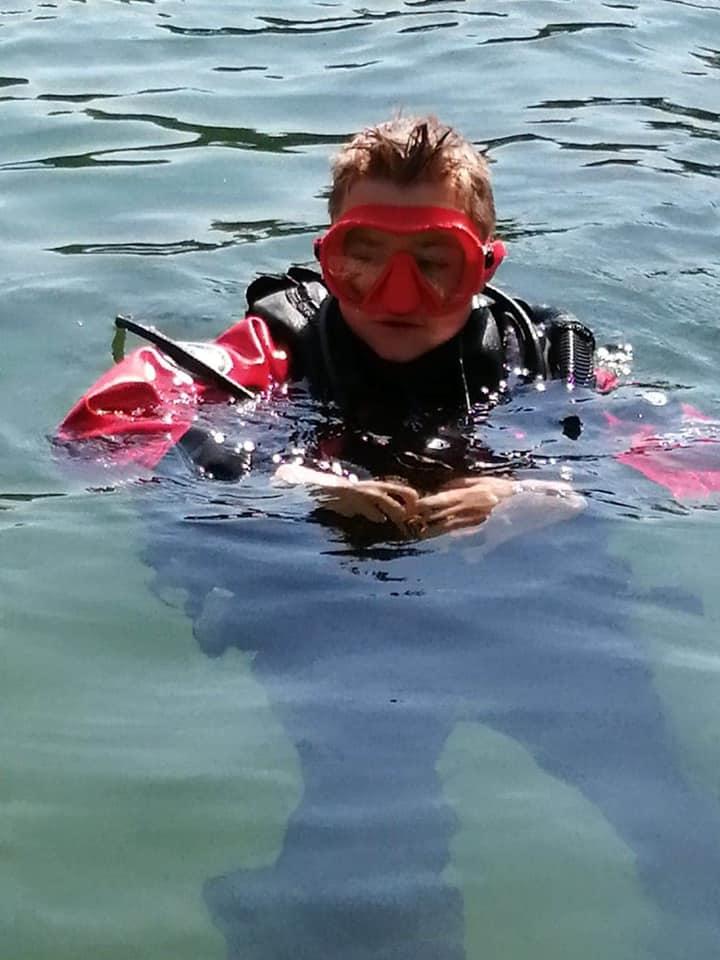 Performance Diver