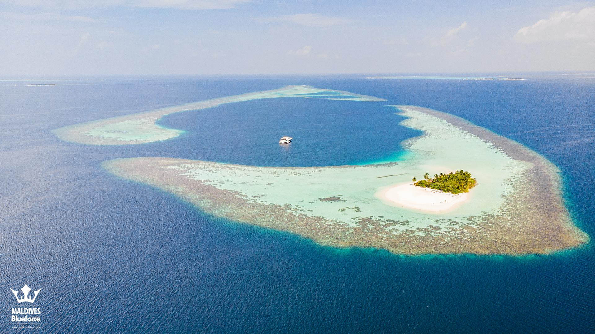 MALDIVES BLUE FORCE ONE HORIZON TEST WEEK