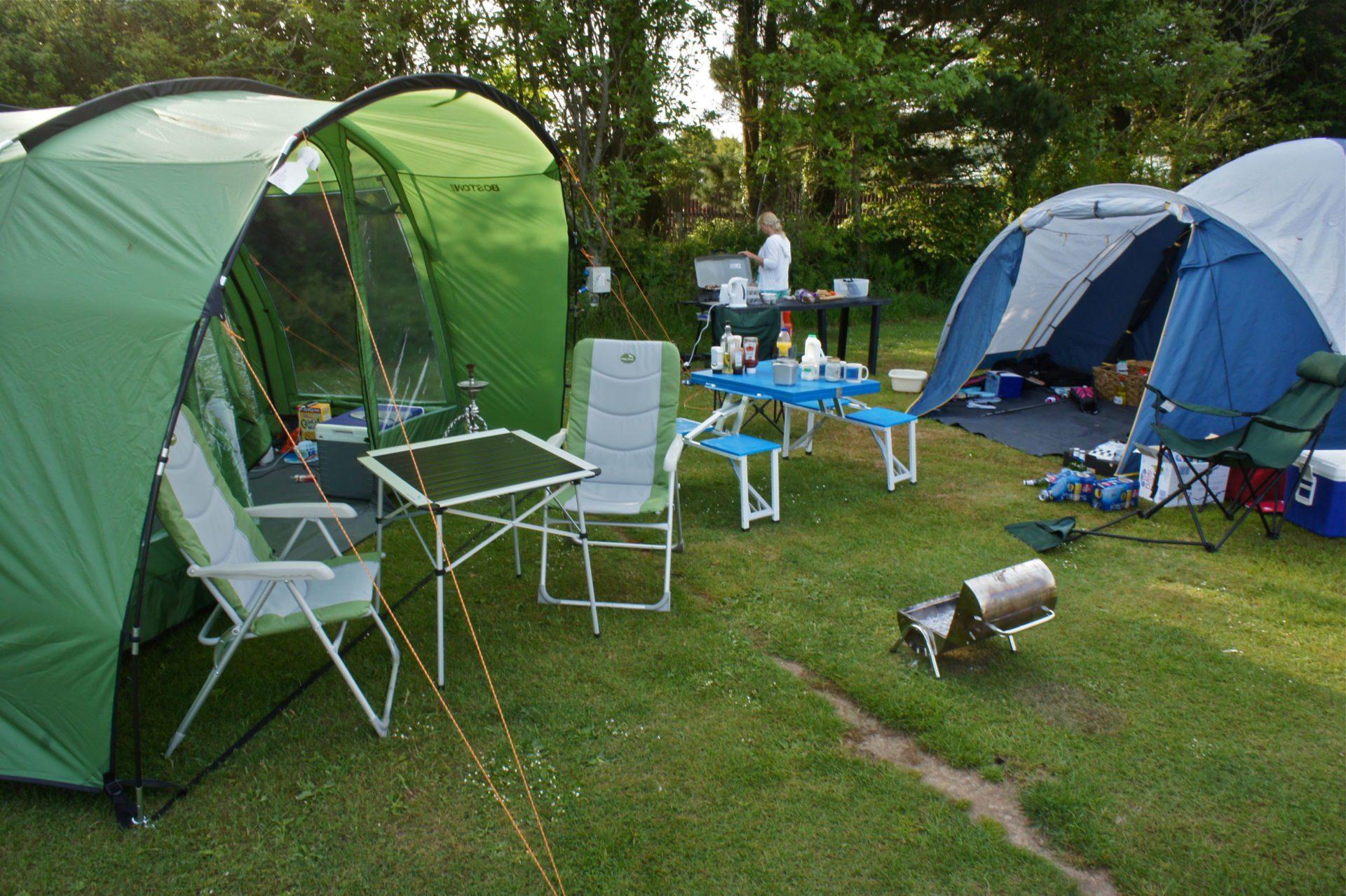 scuba campers