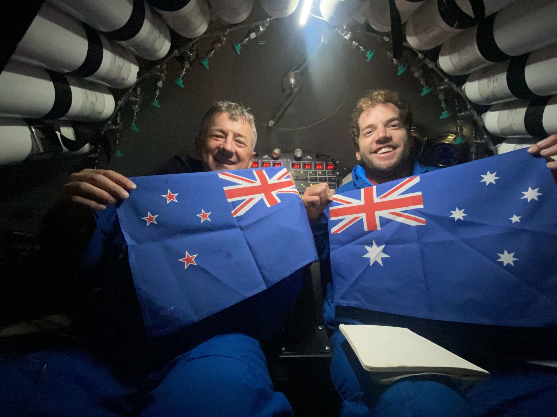 The Mariana Trench New Record Breaking Dive