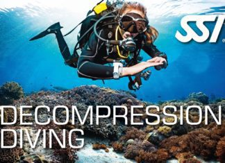 Decompression Diving