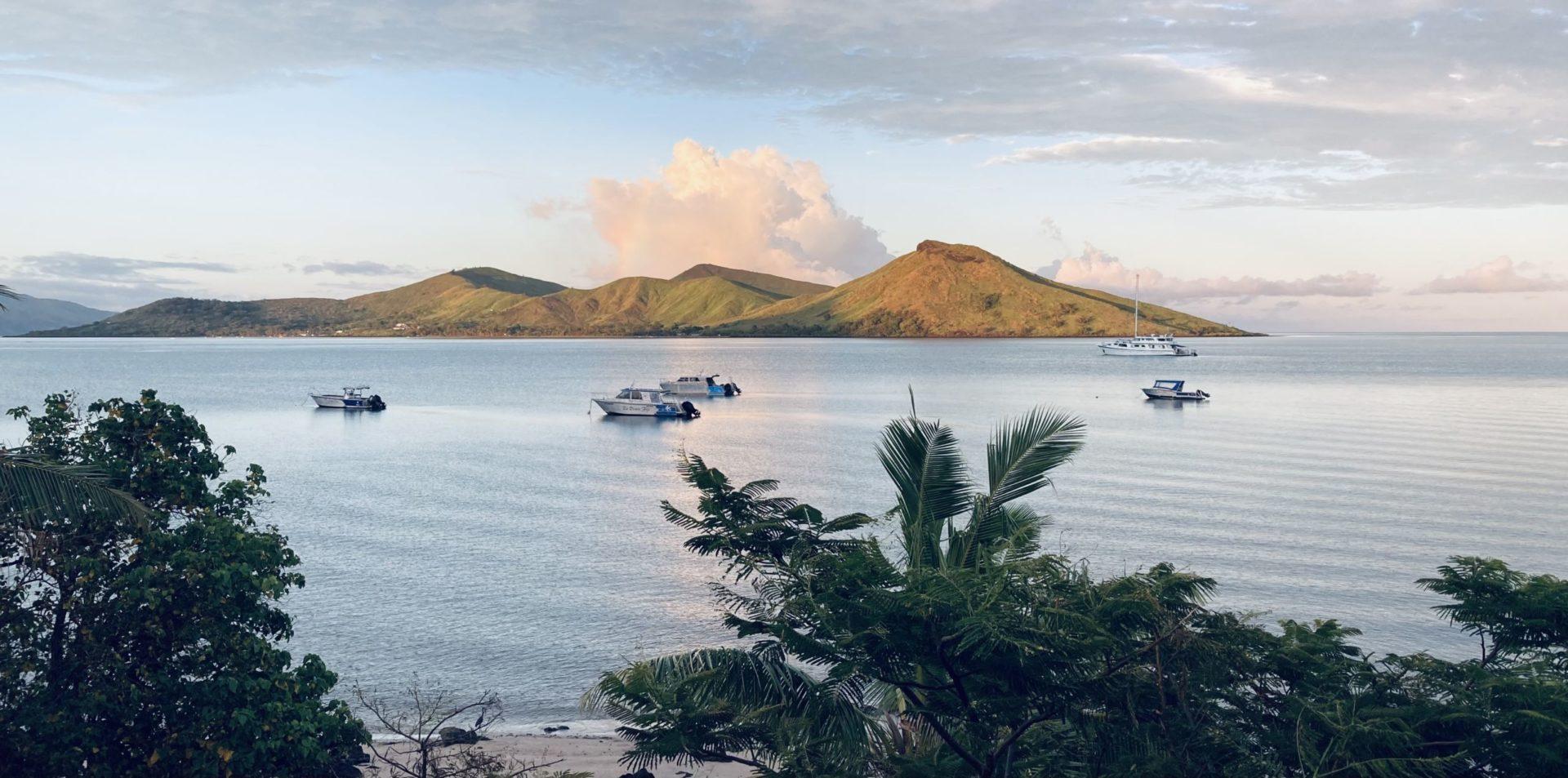 Fiji Vaccinations