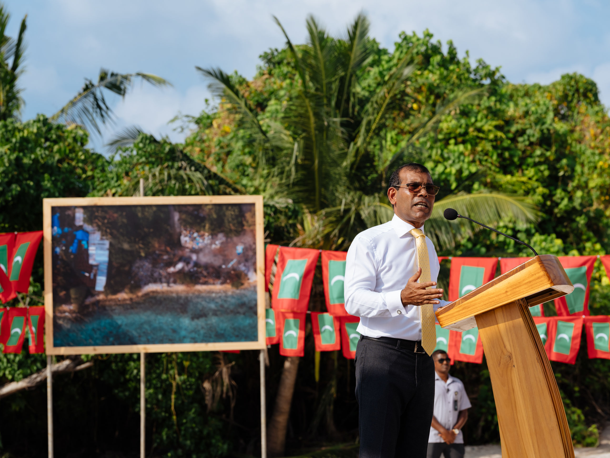Maldives Eco-Friendly Waste Management Project