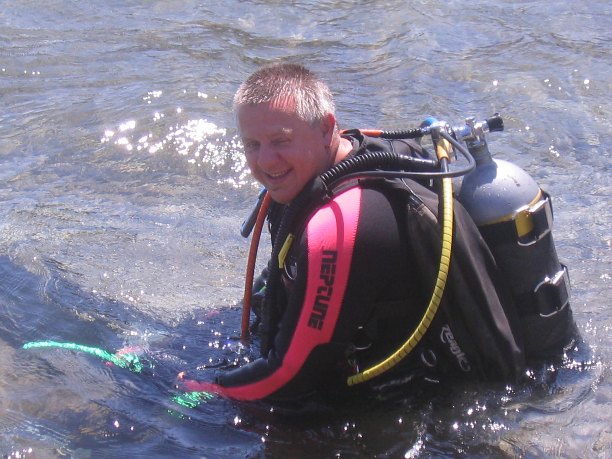 Inspiring Paralympian Bob Staddon Q and A