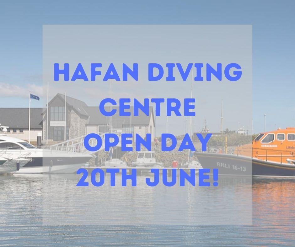 Hafan Marina Dive Centre