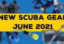 new scuba gear