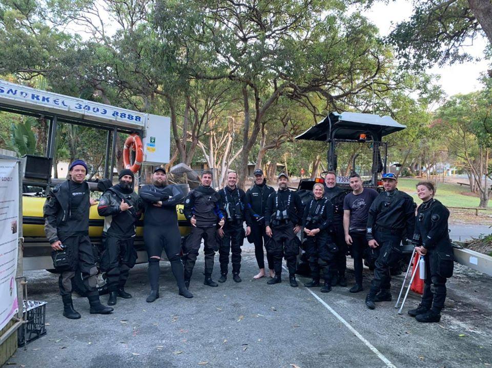 Manta Lodge Tech Diving Weekend