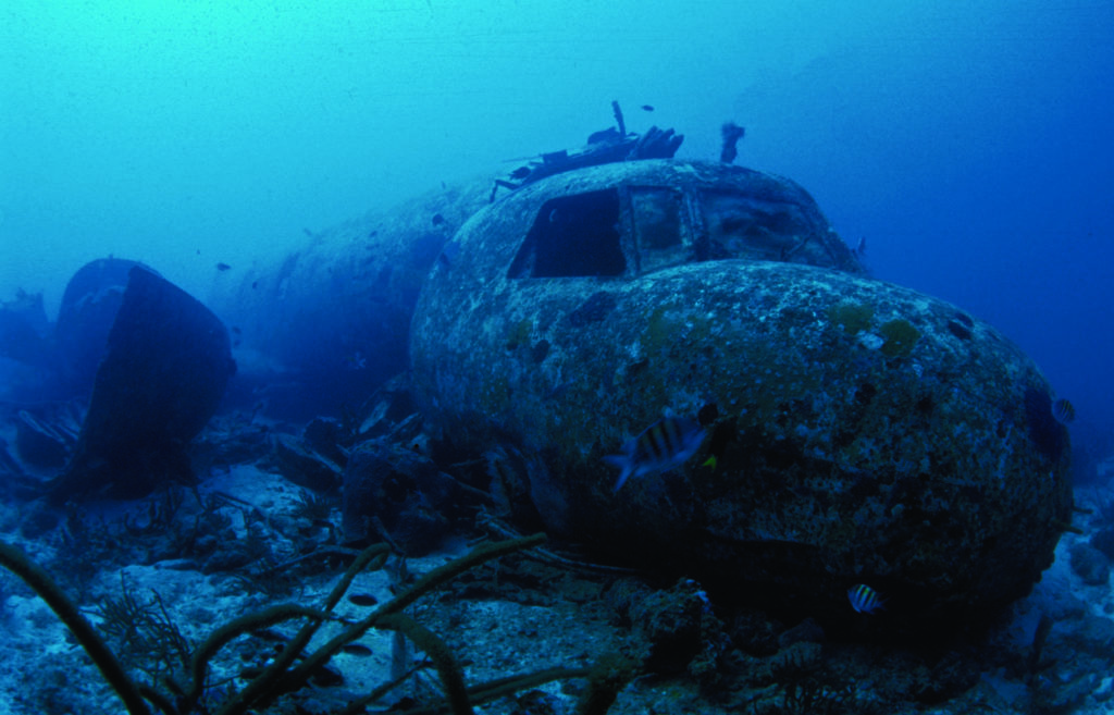 wreck diving 21
