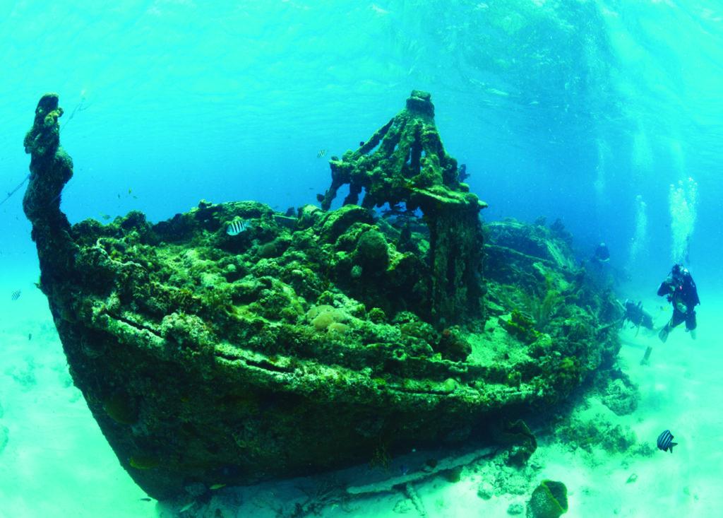 wreck diving 20