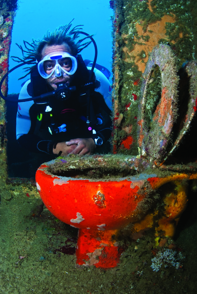 wreck diving 4