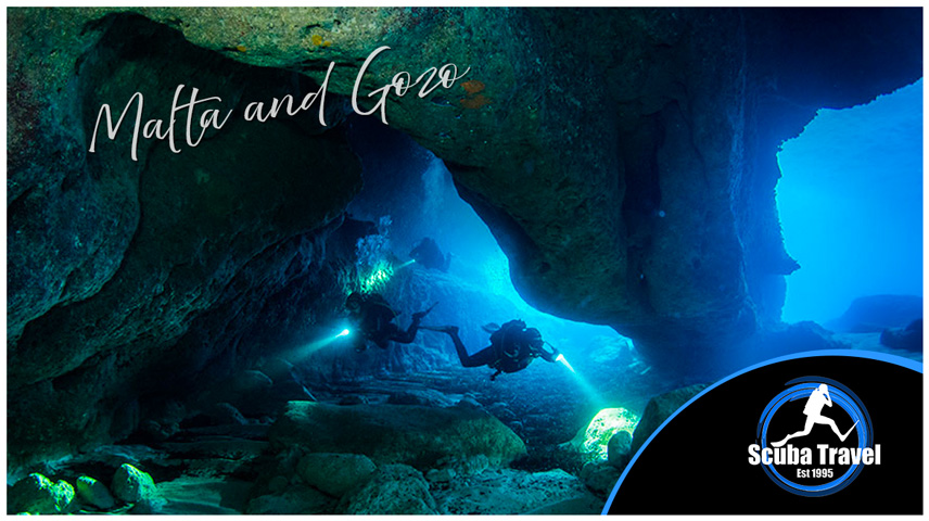 Scuba Travel, Med, Malta, Gozo, diving holidays