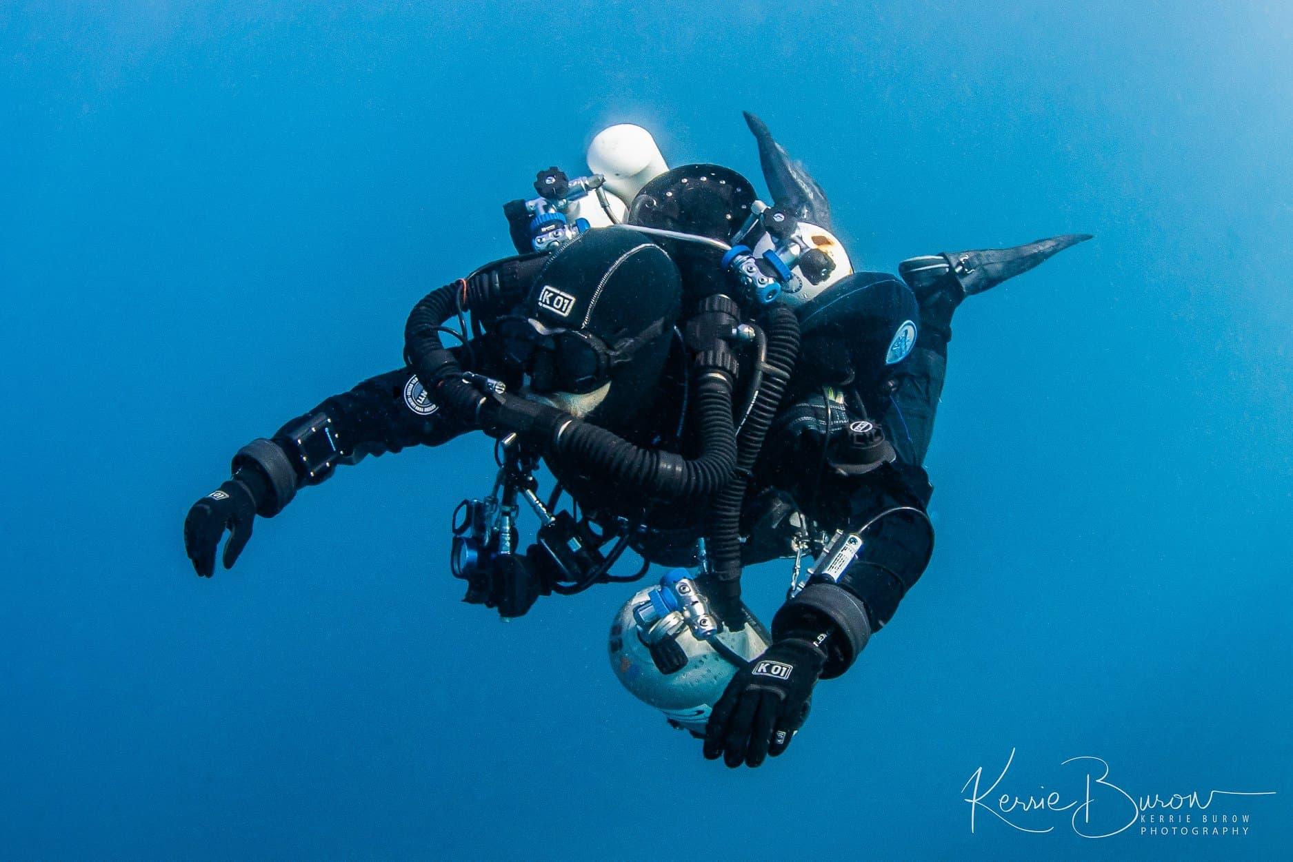 Manta Lodge Tech Diving