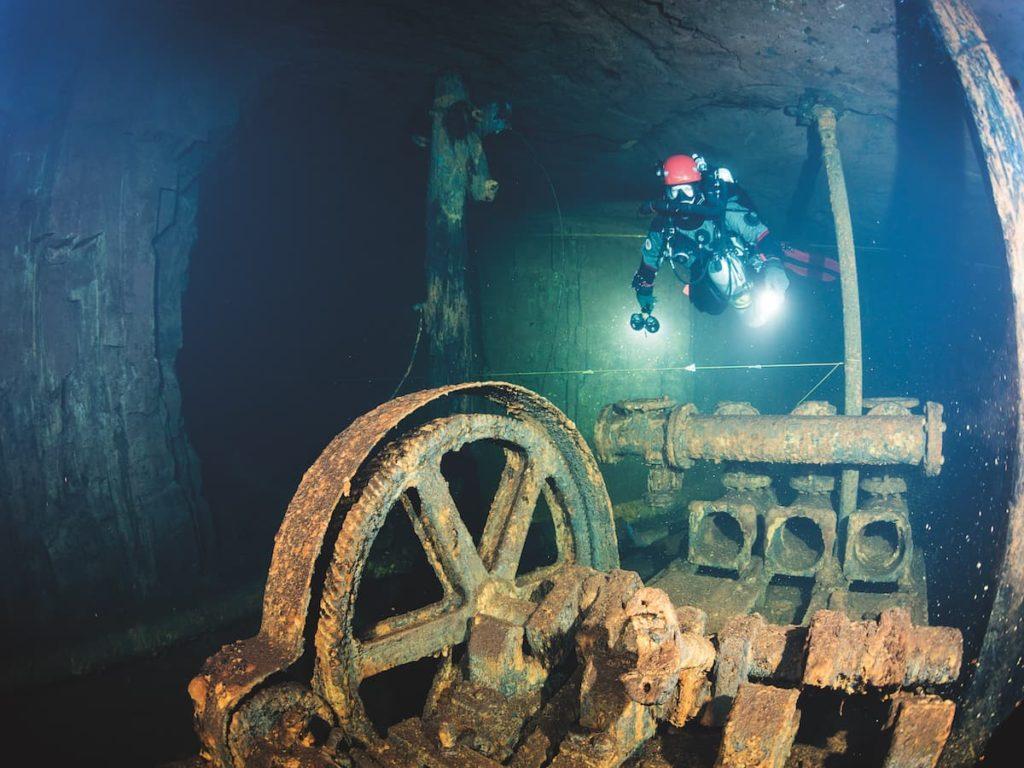 Diving Newfoundland 4