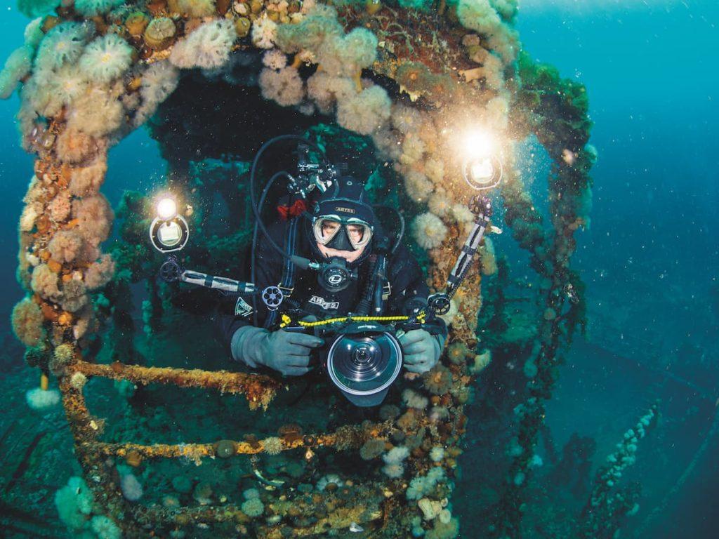 Diving Newfoundland 3