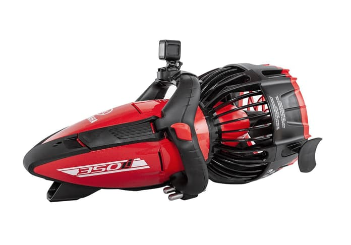 Underwater Scooter, Yamaha 350Li diver propulsion vehicle