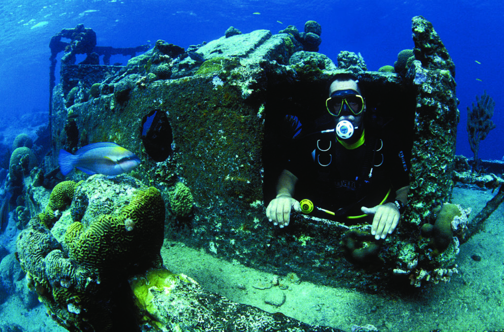 wreck diving 14